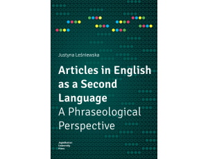 Articles in English as a Second Language: A Phraseological Perspective